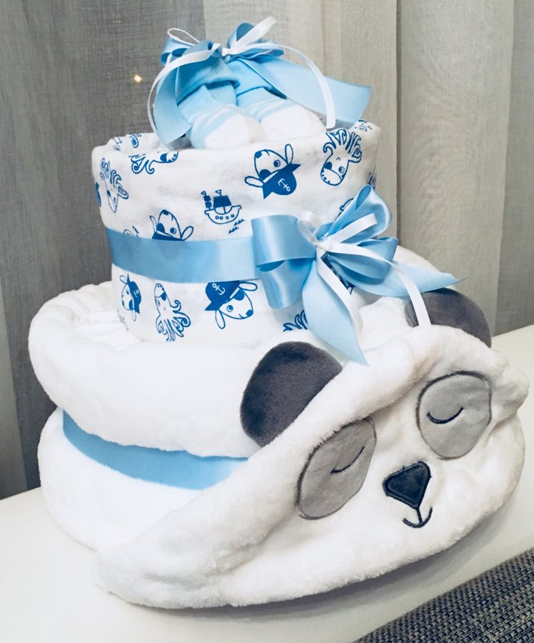 Pamperu torte Panda