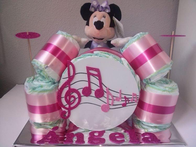 Pamperu torte Muzikālie instrumenti