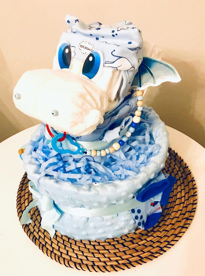 Pamperu torte Pūķis