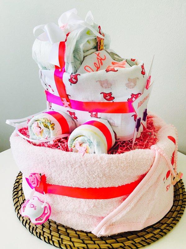 """Pamperu torte """"Ratu pārsteigums"""""""