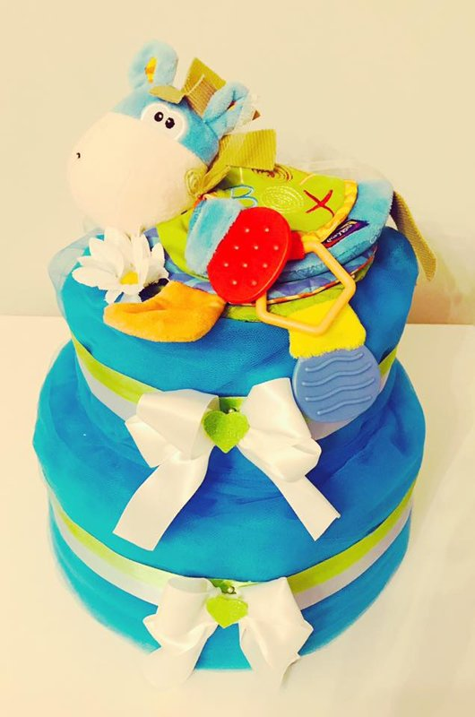 """Pamperu torte """"Jautrais govs"""""""