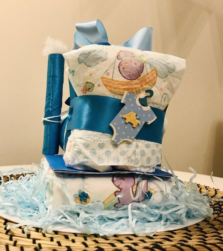 """Pamperu torte """"Vilciens"""""""