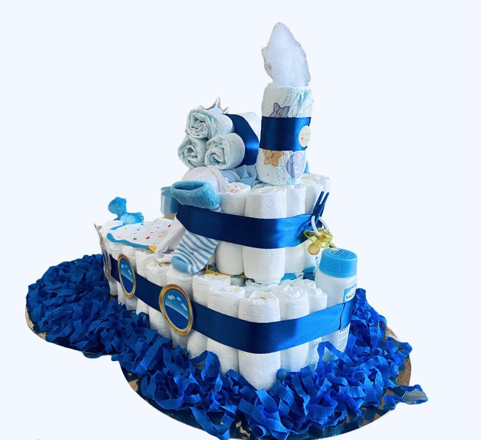 Pamperu torte Kuģis