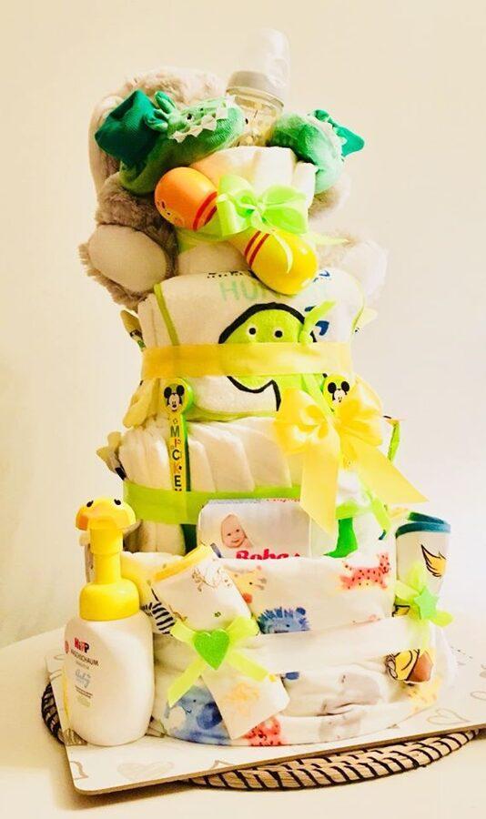 Pamperu torte Saule