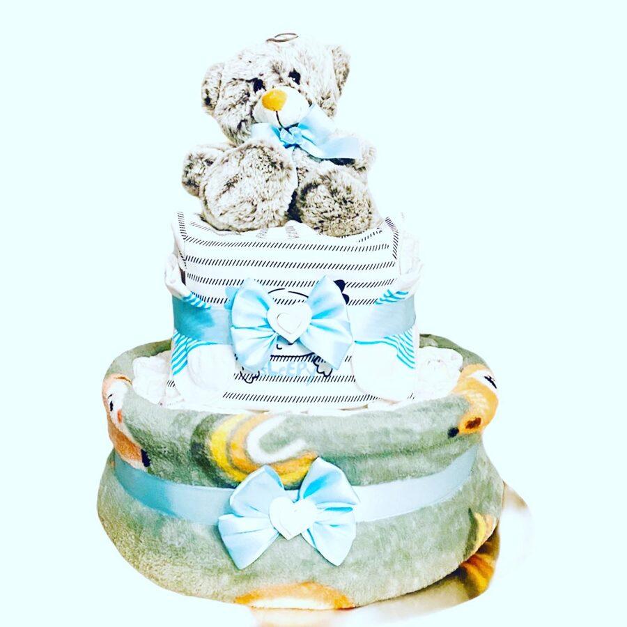 Pamperu torte Lācītis
