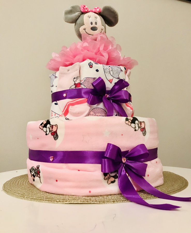 "Pamperu torte ""Minnie"""