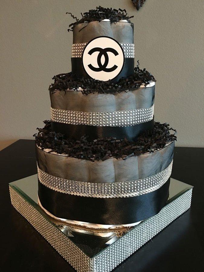 Pamperu torte Chanel 2