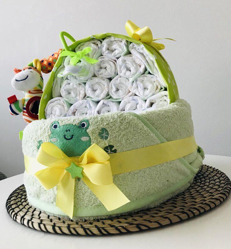 Pamperu torte Gultiņa