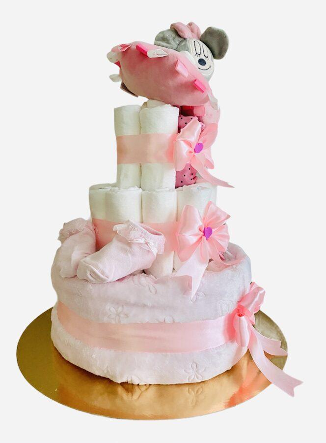 Pamperu torte LUX Minnie