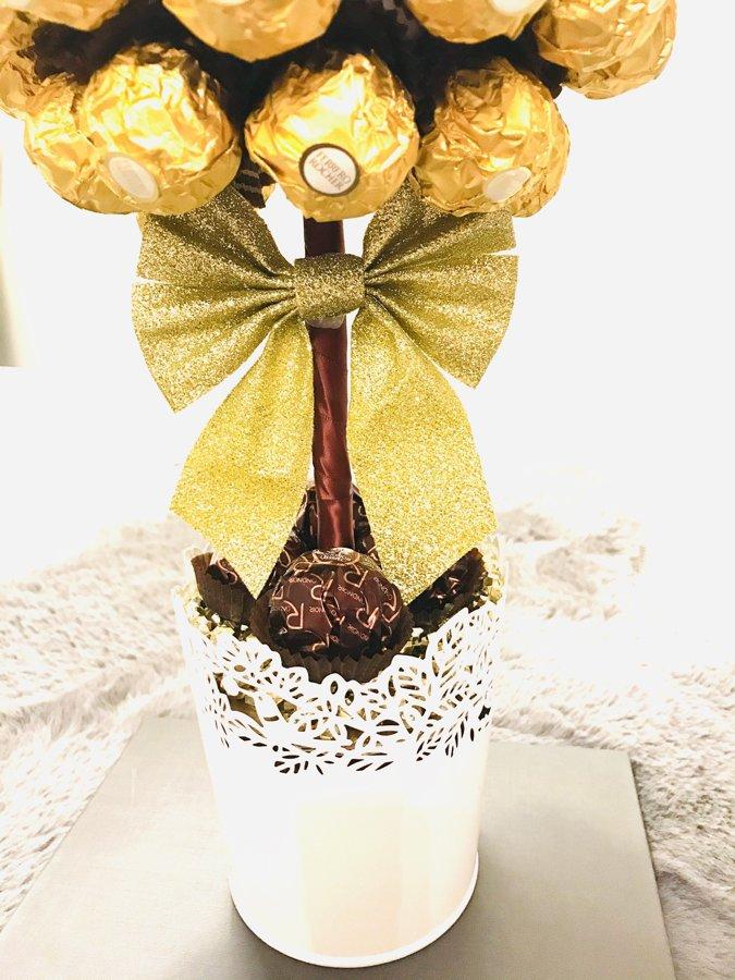 """Salda dāvana """"Šokolades koks"""""""