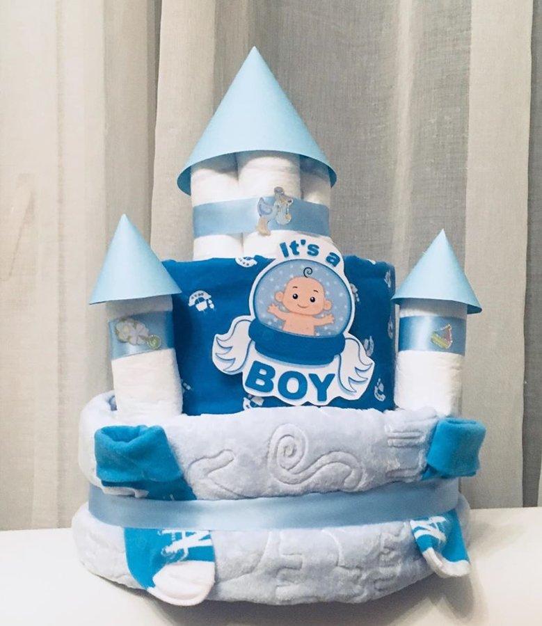 "Pamperu torte ""Pils princim"""