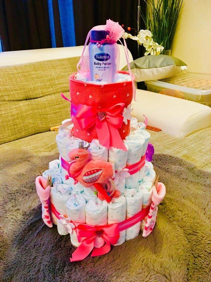 Pamperu torte Bubhen