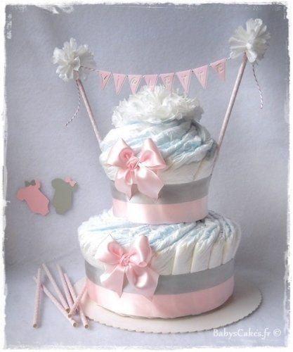Pamperu torte Princim personalizēta