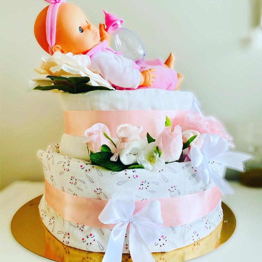 """Pamperu torte """"Mazulis"""""""