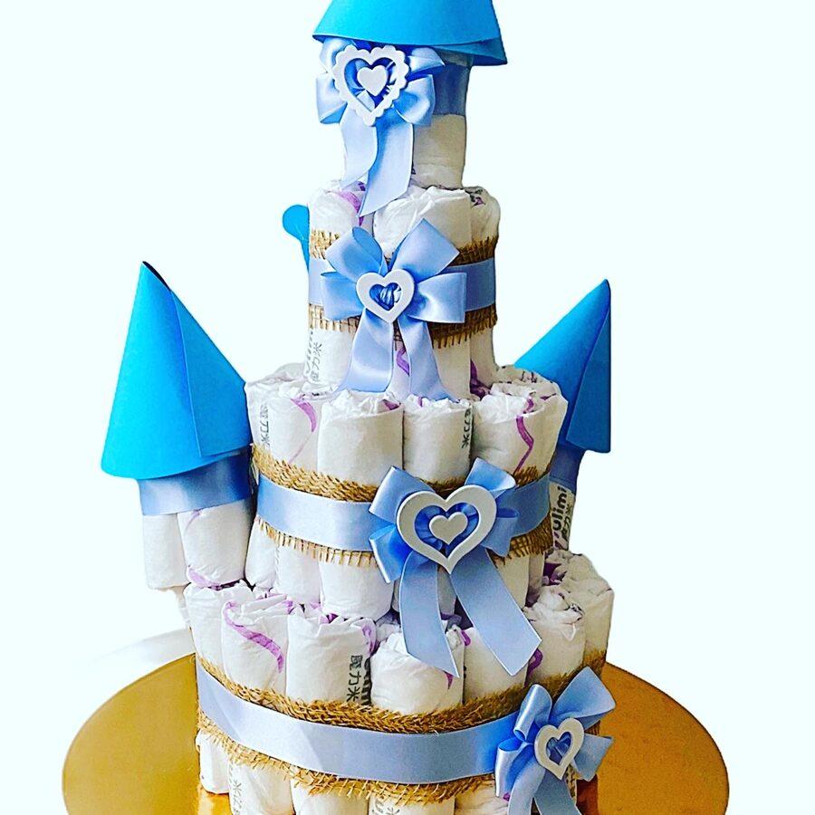 Pamperu torte Lielais prinču pils