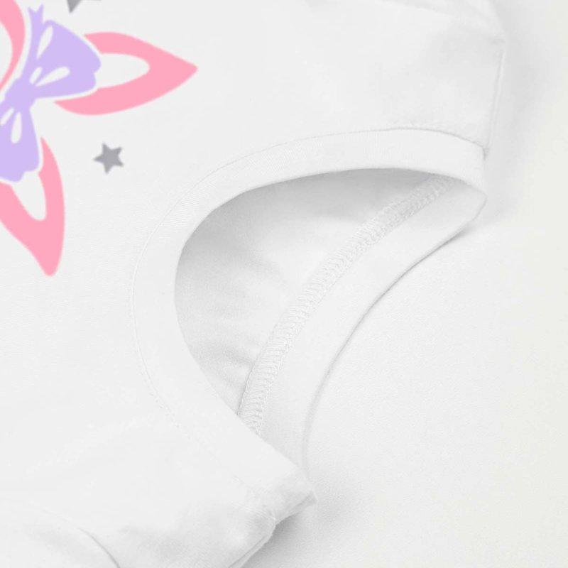 Meiteņu t-krekls Bunny number