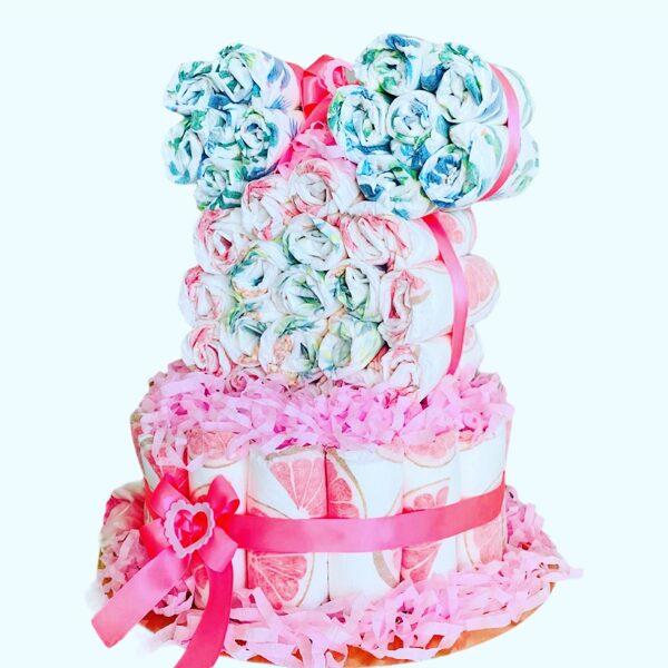 Minnie pamperu torte