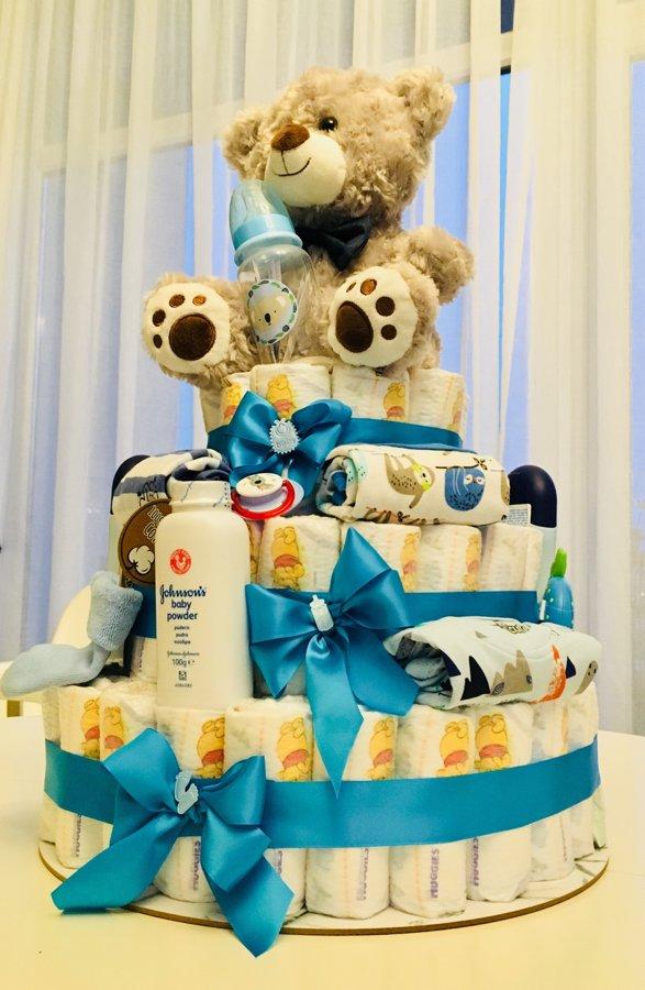 Pamperu torte Teddy Big