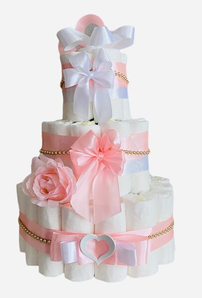 Pamperu torte Zefīrs